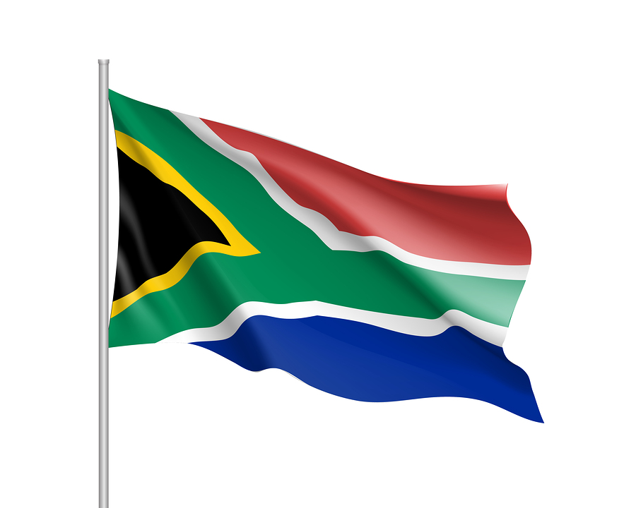 "<alt=""South African flag in black, white, yellow, green, red and blue fluttering on a flagpole in the wind'></noscript>"" class=""wp-image-3154″ width=""579″ height=""463″/></figure></div> <hr class="
